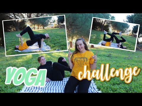 extreme-yoga-challenge-with-my-sister