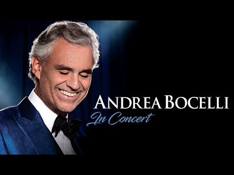 Andrea Bocelli Family, Wife & Children - Exclusive BBC Life Story Interview