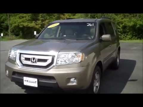 2011 Honda Pilot EXL 2WD