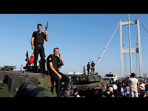 What has changed in Turkey since the coup attemp