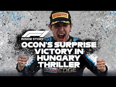 INSIDE STORY: Ocon's Surprise Victory In Hungary Thriller