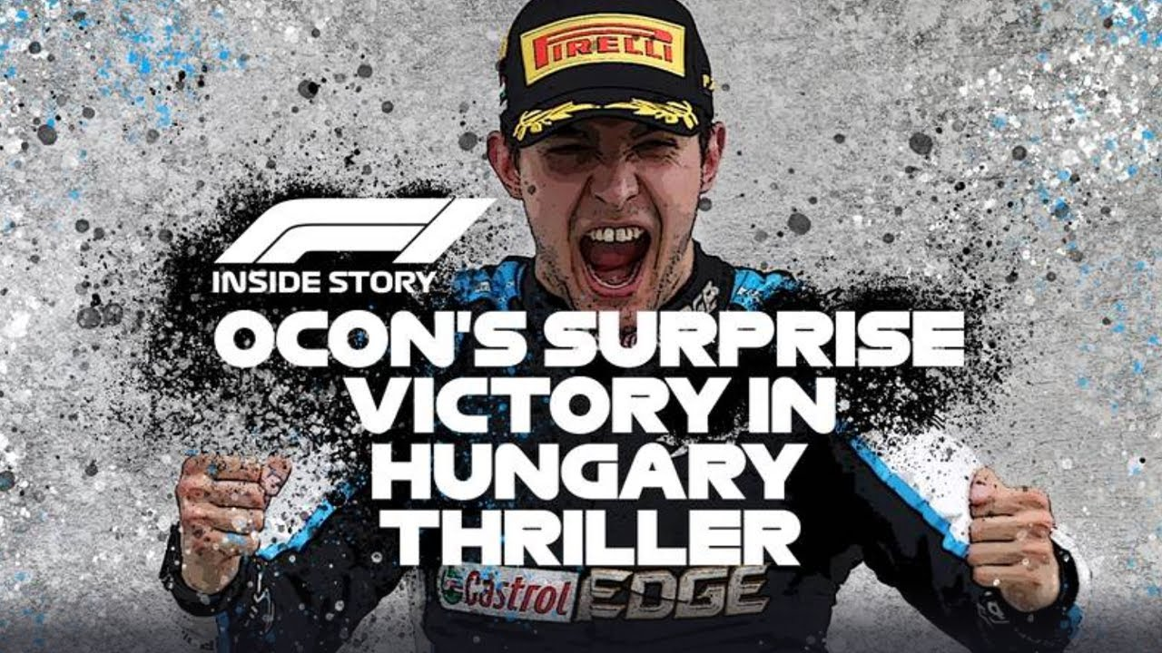 Download INSIDE STORY: Ocon's Surprise Victory In Hungary Thriller