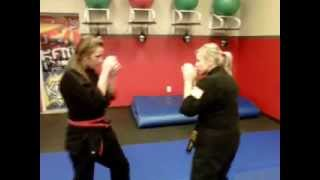 Krav Maga Boxing defenses