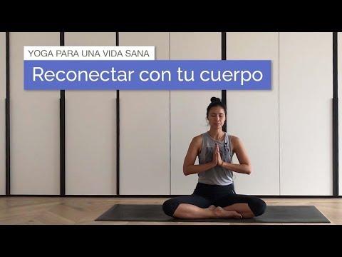 Yoga Tranquilo Para Reconectar Con Tu Cuerpo (para Todos Los Niveles)