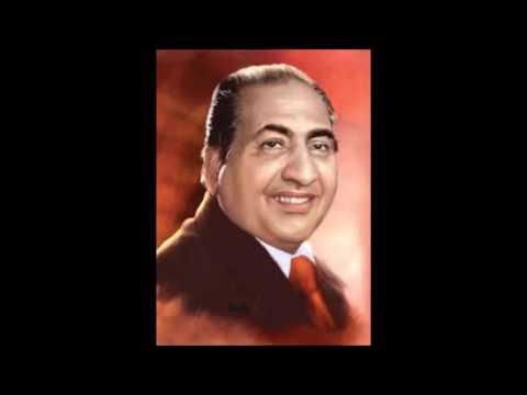 Mohammed Rafi   Aane Se Uske Aaye Bahar AUDIO