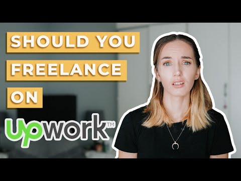 Upwork Review From a Top-Rated Freelancer: Upwork Pros & Cons from YouTube · Duration:  8 minutes 30 seconds