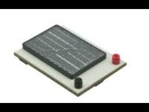 Como Construir Una Celda Solar Fv 2 Doovi