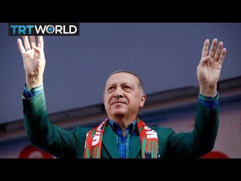 Can Turkey's ruling AK party chip away at Kurdish votes in Diyarbakir?   Turkey Elections 2018