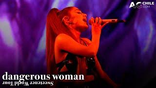 Ariana Grande - dangerous woman (sweetener world tour DVD)