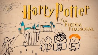 Harry Potter y La Piedra Filosofal | CANCIÓN Parodia | Destripando La Historia