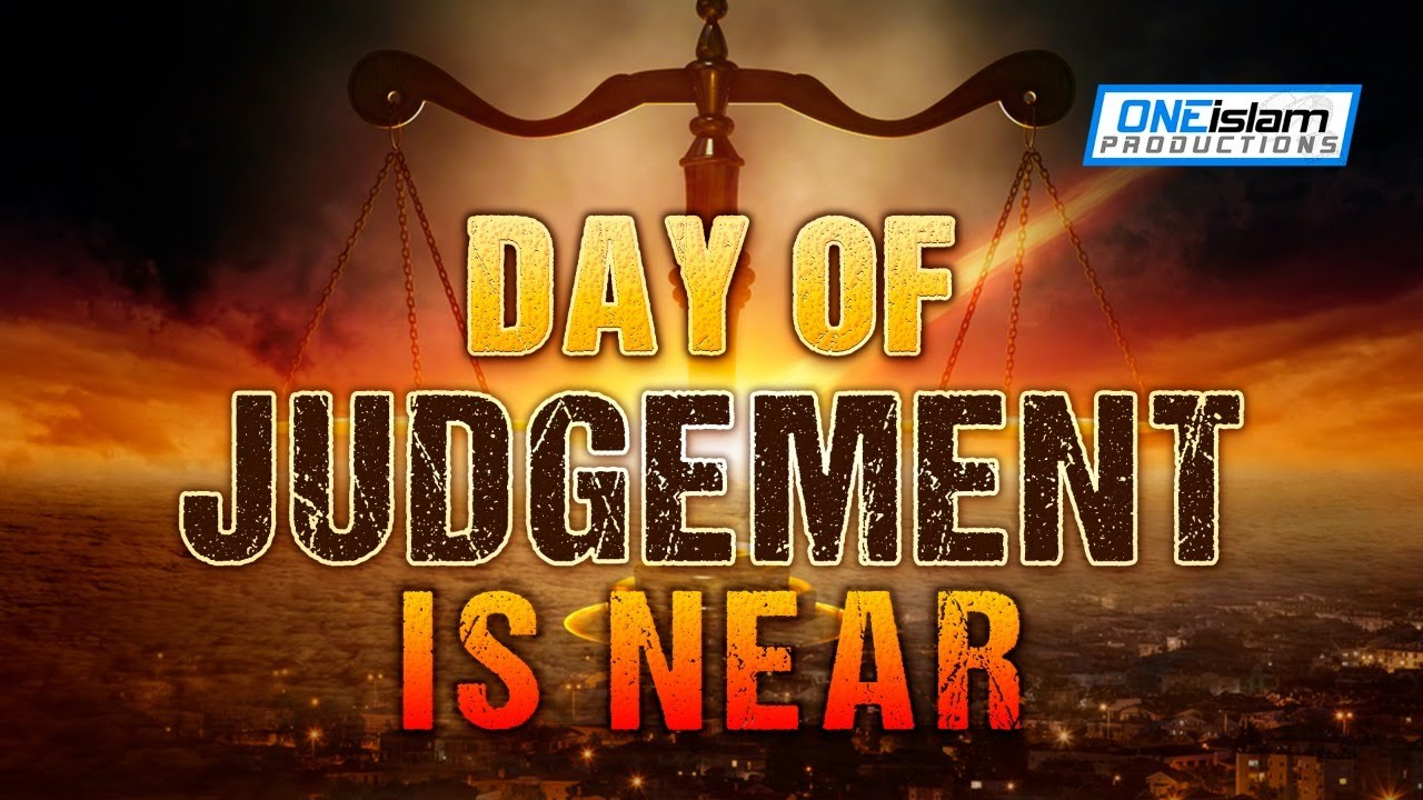 Download DAY OF JUDGEMENT IS NEAR!