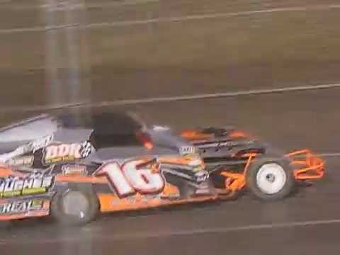 Clair Cup 2016 Modified Main Part 3 @Willamette Speedway
