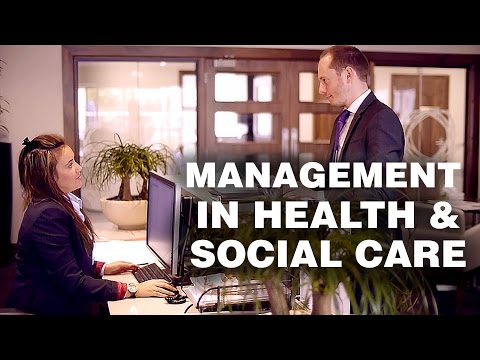 Management in Health & Social Care