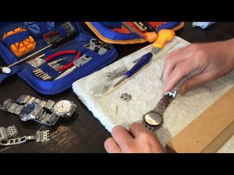 HOW To Close Your Watch Case WITHOUT A Case Press