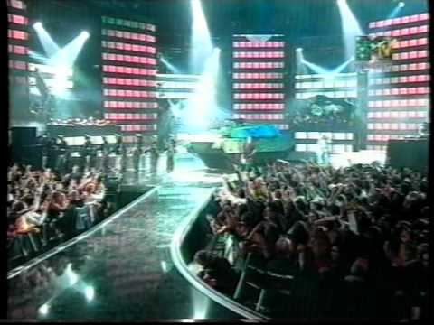 Eminem - Like Toy Soldiers & Just Lose It live mtv ema