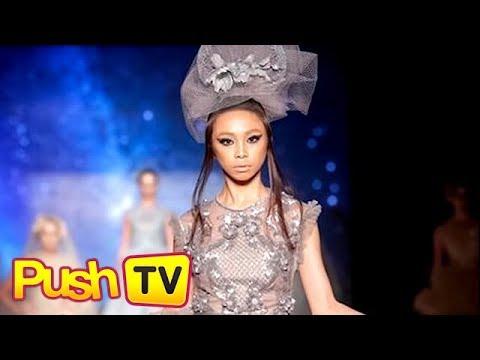 Push TV: Maymay Entrata, nagpabilib sa pagrampa sa Arab Fashion Week