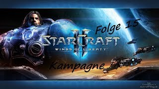 [Starcraft 2] Wings of Liberty - 015 Eine Dunkle Wende