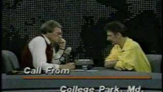 Frank Zappa on Larry King Live Part 2 August 13, 1985
