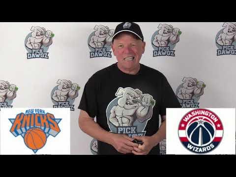 New York Knicks vs Washington Wizards 3/10/20 Free NBA Pick and Prediction NBA Betting Tips