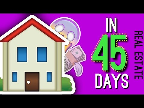 New Real Estate Agent Gets FIRST Listing In 45 Days! (7% Commission!)