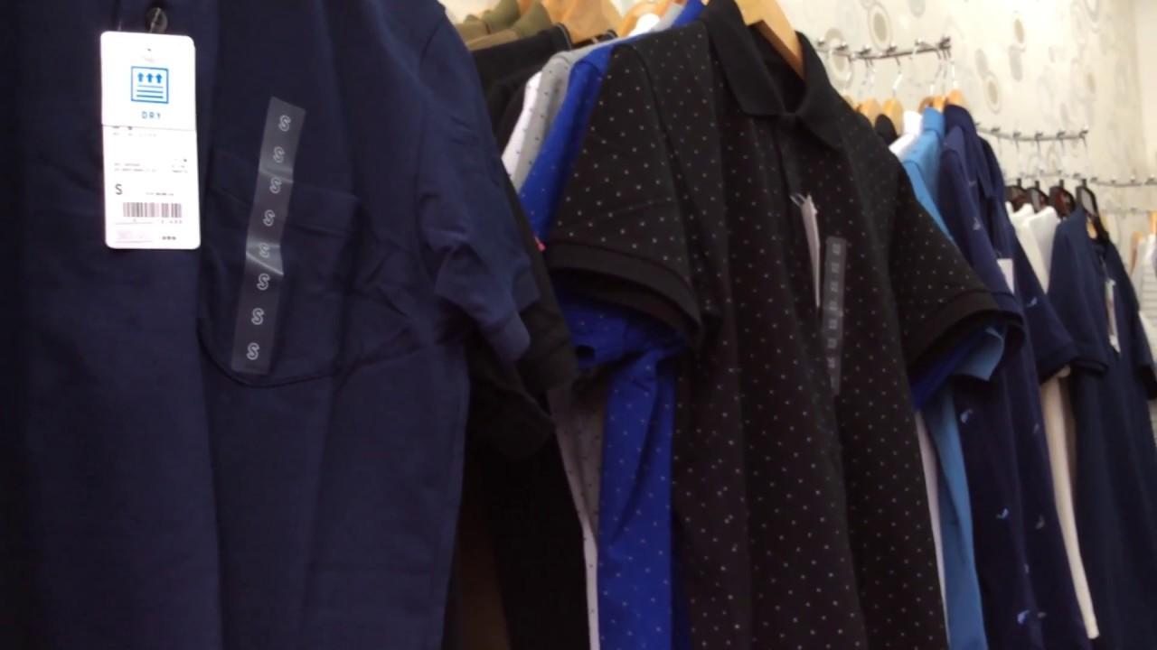 [ijapan.vn] video check code áo polo nam uniqlo nhật bản chính hãng 2018 – 2019
