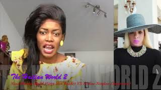 """The Haitian World 2"" Ta sanble Nina Maisha ta deside  bay Nerline Nerglow reponse.Part#4"