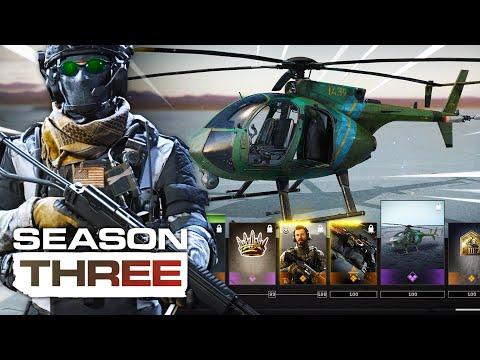 SEASON 3 Für MODERN WARFARE Ist ONLINE! (Warzone & Multiplayer Season 3)