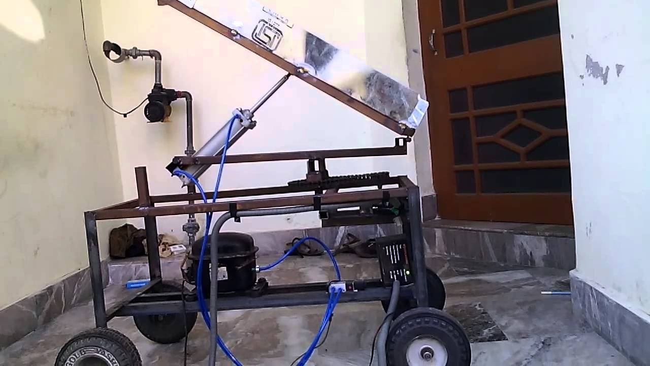 Mechanical engineering projects - Three Axis Pneumatic Modern Trailer Mechanical Engineering Project Topics Youtube