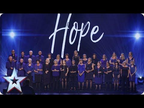 Missing People Choir perform Birdy's Wings | Semi-Final 5 | Britain's Got Talent 2017