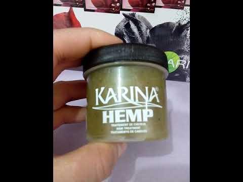 9fb7fa78f KARINA HAIR TRAITEMENT - YouTube