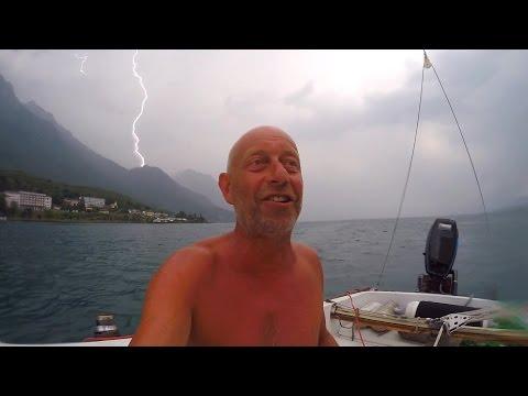 8  Le Tour Du Léman | Sailing around Lake Geneva | Day 8
