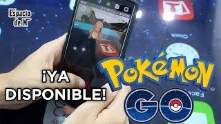 Pokémon GO : Primeras impresiones y gameplay  en español  (Lima-Perú)