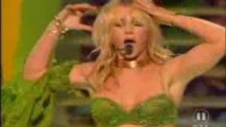 britney spears i m a slave 4 u live nrj awards 2002