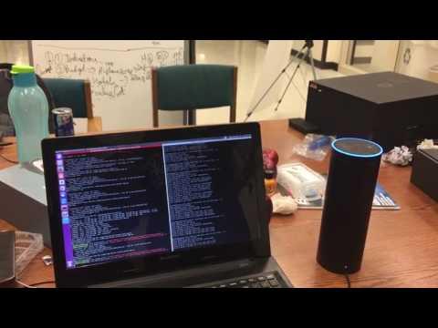 Hack Arizona 2017 - Gesture Speak Application