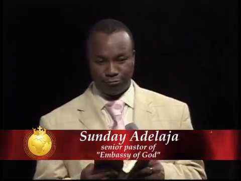 PASTOR SUNDAY ADELAJA IN JAPAN  • Moral courage (part 1)
