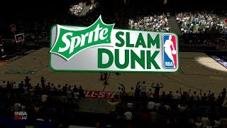 NBA 2k14 - Slam Dunk Contest GamePlay PC