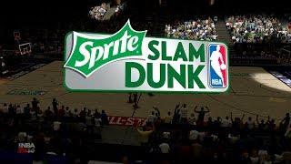 NBA 2k14 - Slam Dunk Contest GamePlay PC