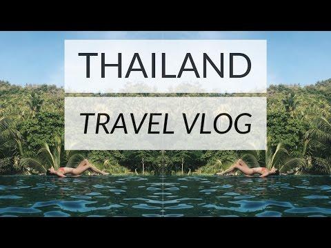 THAILAND 2016 TRAVEL VLOG | Bangkok, Chiang Mai, Koh Tao | CIARA O'DOHERTY