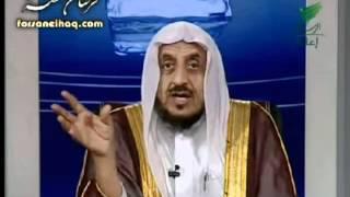 حكم كشف الوجه للمحرمة  الشيخ عبد الله المصلح