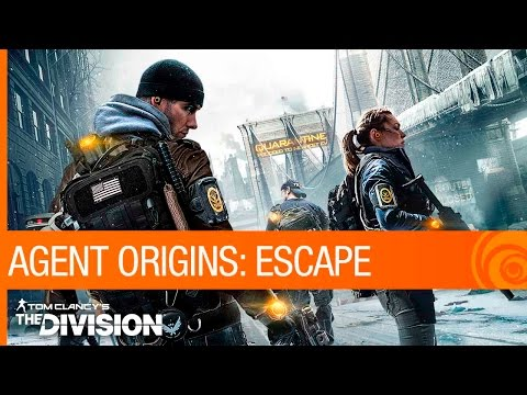 Tom Clancy's The Division: Agent Origins (Escape) | Ubisoft [NA]