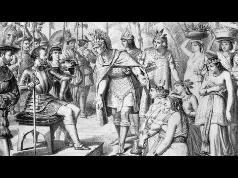 Hernán Cortés y Moctezuma, documental