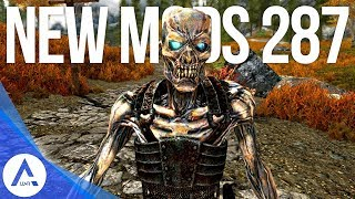 Video 5 Brand New Console Mods 287 - Skyrim Special Edition (PS4/XB1/PC) download MP3, 3GP, MP4, WEBM, AVI, FLV Juni 2018