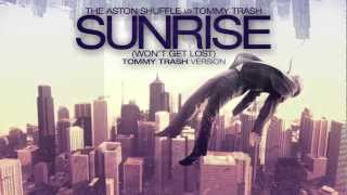 Repeat youtube video The Aston Shuffle vs Tommy Trash - Sunrise (Won't Get Lost) (Tommy Trash Version) (Axtone Animation)