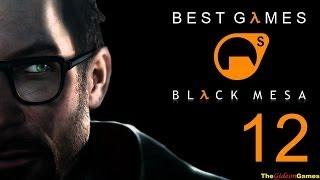 Best Games: Прохождение Black Mesa [Half-Life] (HD) - Часть 12 (Сомнительная этика)