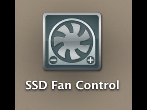 Solving Heating Issue in Macbook using SSD Fan Control App