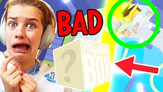 BAD MYSTERY BOX if you FALL  - Roblox Tower Of Hell Gaming w The Norris Nuts