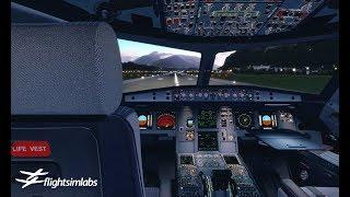 Flight Sim Labs A320-X P3D v4 - Preview