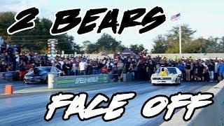 2 SUPER FAST BEARS FACED OFF! SCOTTY G VS ALALCATRAZ