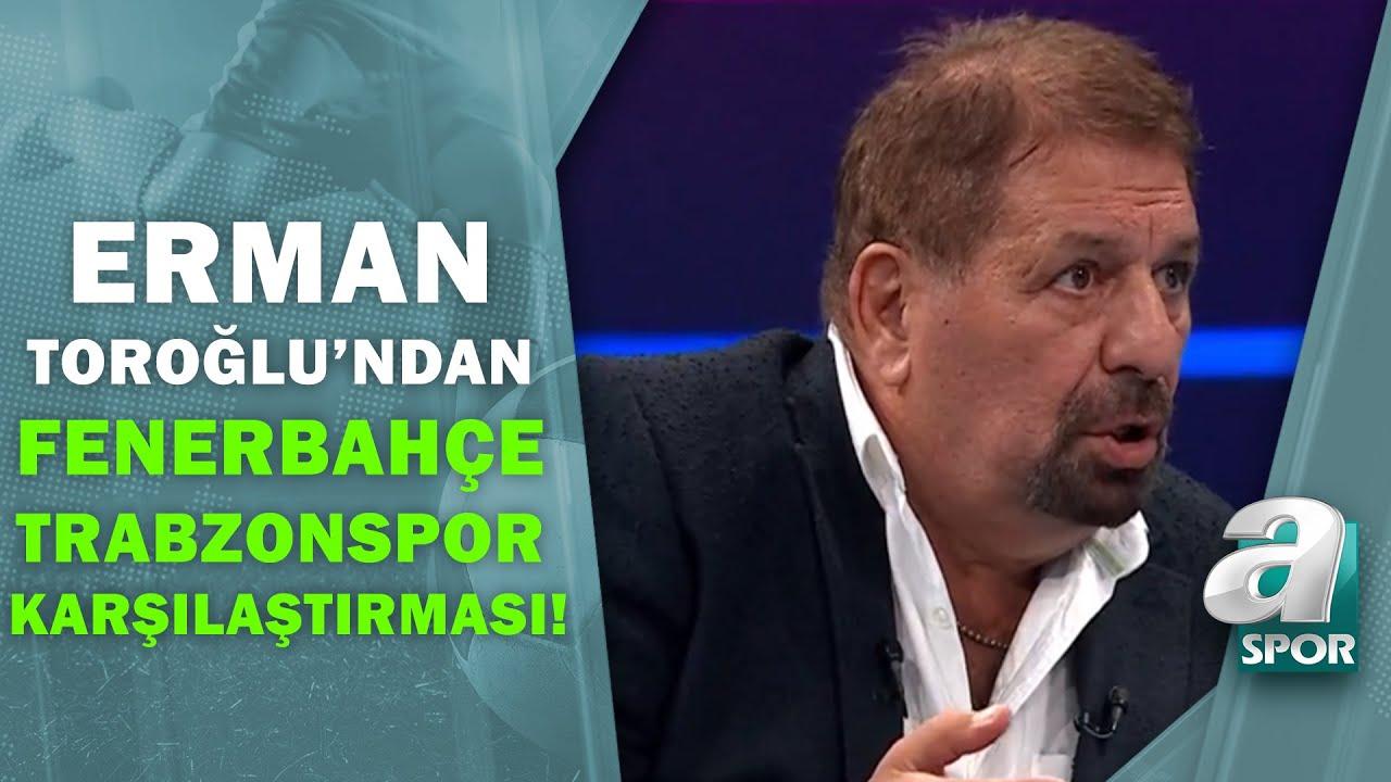 Erman Toroğlu Yorumladı! Bakasetas'ın Pozisyonu Penaltı mı? / Trabzonspor 0-1 Fenerbahçe/ 28.02.2021