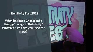 Chesapeake Energy and eDiscovery